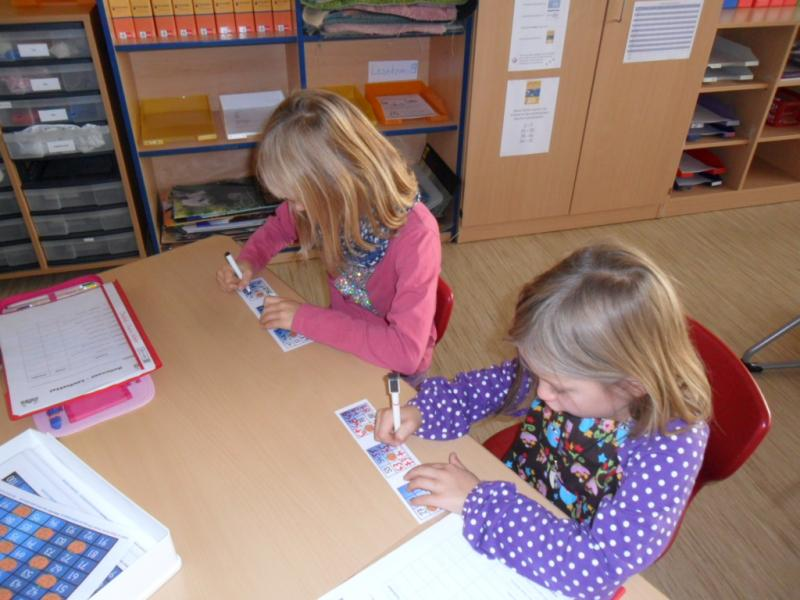 Lernen in der Klasse - Foto/Abbildung: A. Krisam